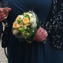 Brautstrauß standesamtliche Hochzeit